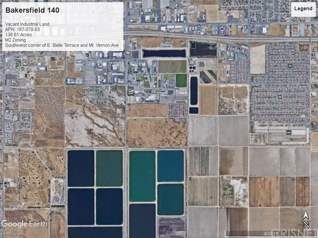 Land for Sale at 0 Mt Vernon Ave Bakersfield, California United States