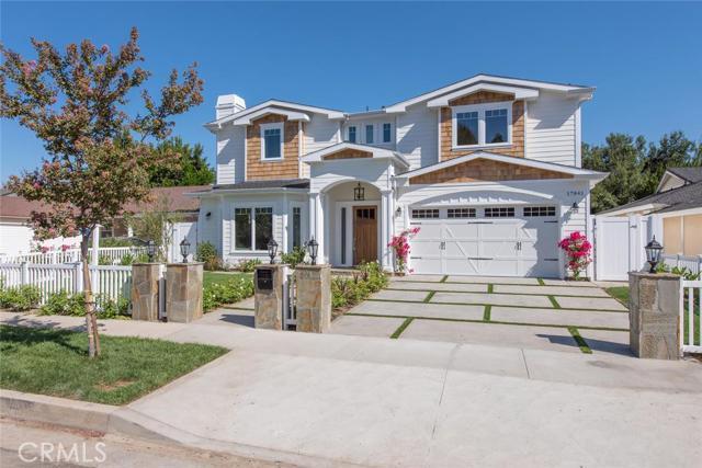 17841 Palora Street, Encino CA 91316