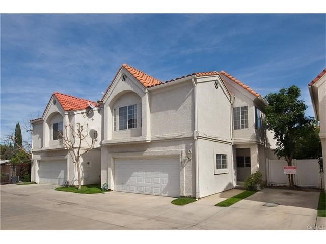 Townhouse for Rent at 18316 Keswick Street Reseda, California 91335 United States