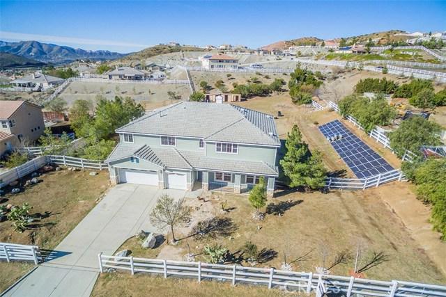 Single Family Home for Sale at 34467 Katrina Street Acton, California 93510 United States