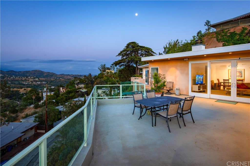 Photo of 2850 LAS ALTURAS STREET, Hollywood Hills, CA 90068