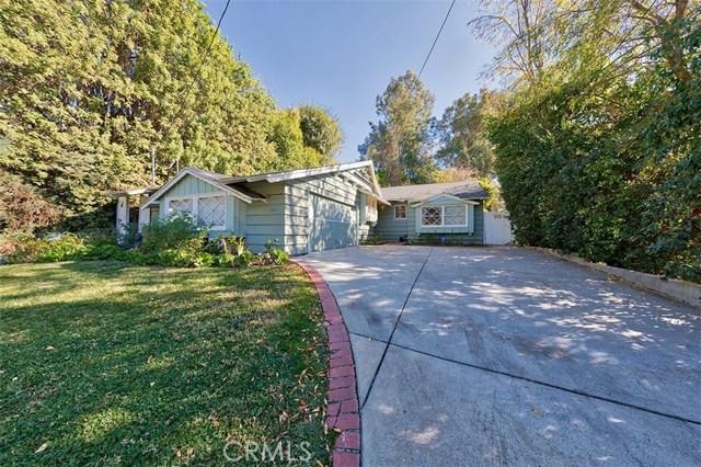4944 Calderon Road  Woodland Hills CA 91364