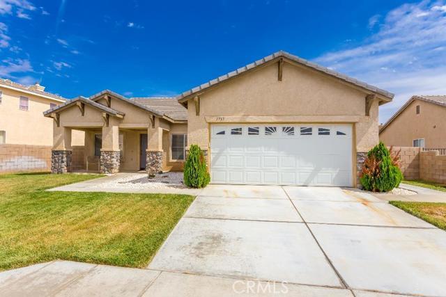 Property for sale at 1757 West Avenue H1, Lancaster,  CA 93534