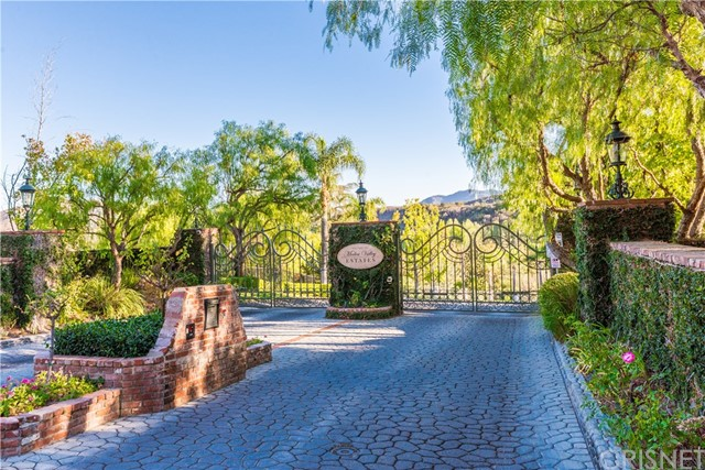 Single Family Home for Sale at 29100 Old Mill Creek Lane Agoura, California 91301 United States
