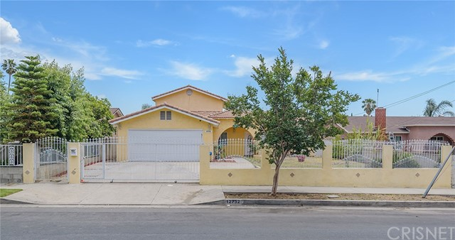 Single Family Home for Sale at 12732 Filmore Street Pacoima, California 91331 United States