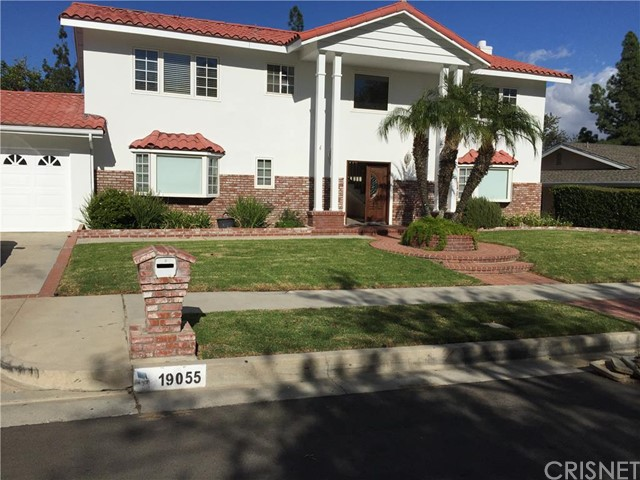 Single Family Home for Rent at 19055 Olympia Street Northridge, California 91326 United States