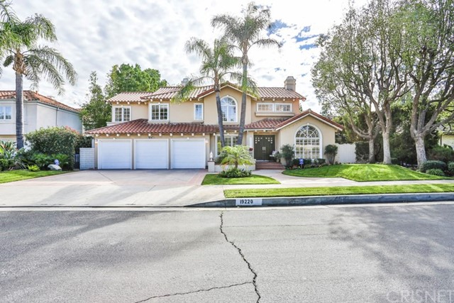 Single Family Home for Sale at 19220 Stare Street Northridge, California 91324 United States