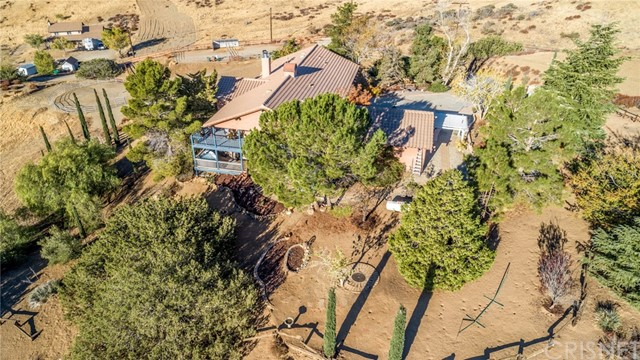 8252 Penhaven Lane Leona Valley, CA 93551 - MLS #: SR18286315