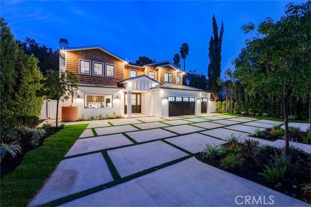 Single Family Home for Sale at 4828 Oak Park Avenue 4828 Oak Park Avenue Encino, California 91316 United States