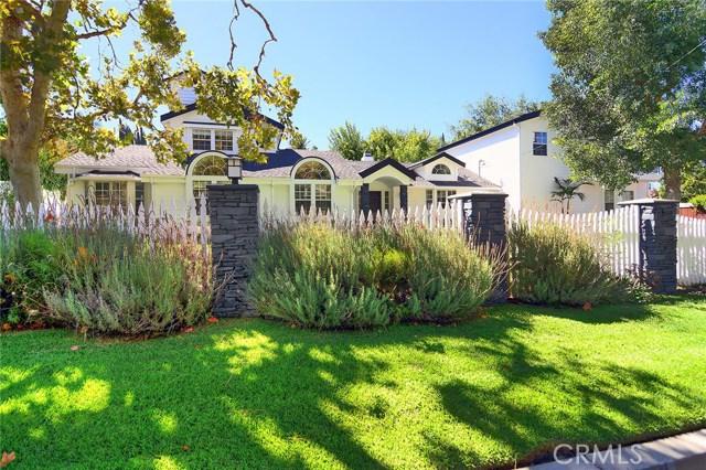 5201 Calvin Avenue, Tarzana CA 91356