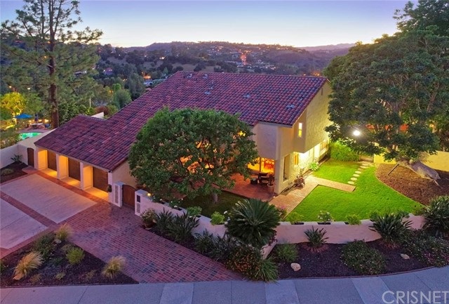4375  Park Vicente, Calabasas in Los Angeles County, CA 91302 Home for Sale