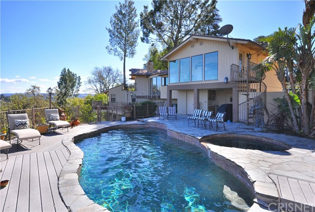 5873 Fitzpatrick Road Hidden Hills, CA 91302 - MLS #: SR17207186