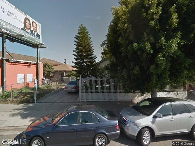 独户住宅 为 销售 在 5344 Huntington Drive S El Sereno, 90032 美国