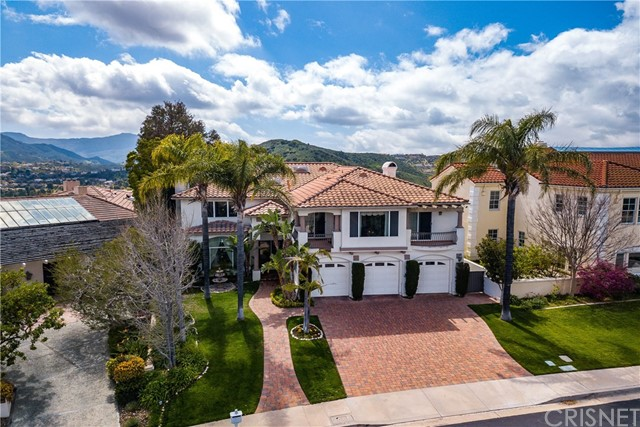 Photo of 24754 Cordillera Drive, Calabasas, CA 91302