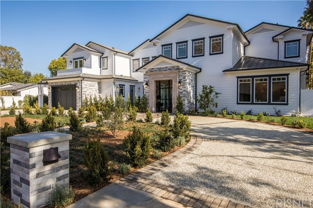 Single Family Home for Sale at 5428 Oak Park Avenue 5428 Oak Park Avenue Encino, California 91316 United States