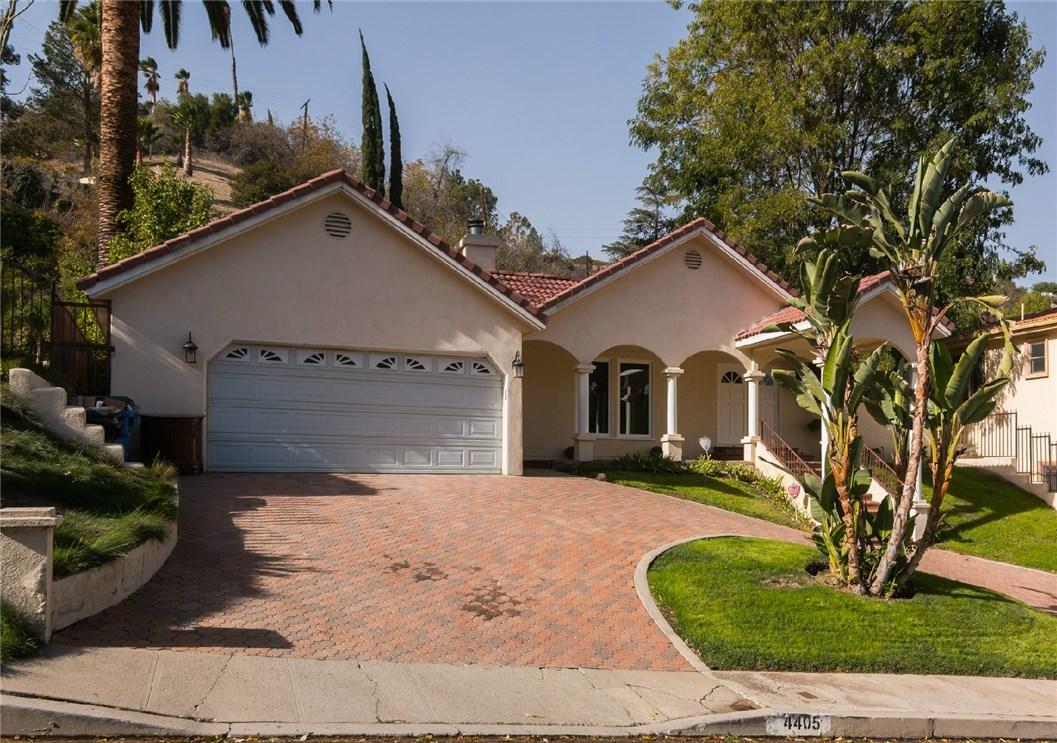 4405 Alonzo Avenue, Encino CA 91316
