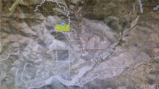 Land for Sale at Caliente Creek Caliente, California United States