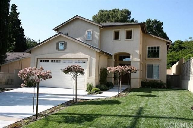 Single Family Home for Sale at 6533 Valmont Street Tujunga, California 91042 United States