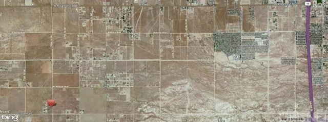 70 to 71 St West / Gaskell Road, Rosamond, CA 93560