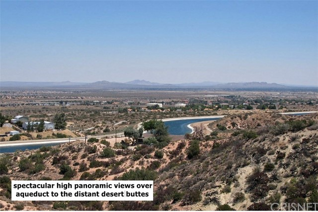 Land for Sale at Barrel Springs Rd/Aqua Palmdale, 93550 United States