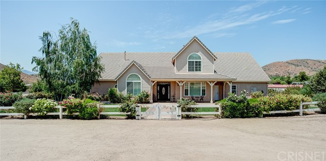 Single Family Home for Sale at 34451 Weststar Road Acton, California 93510 United States