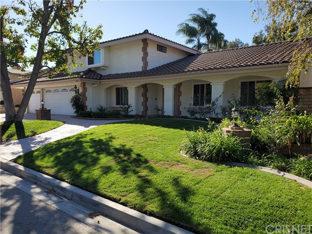 539 Valley Gate Road - Simi Valley, California