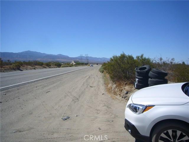 0 Palmdale Rd Pinon Hills, CA 92372 - MLS #: SR17256215