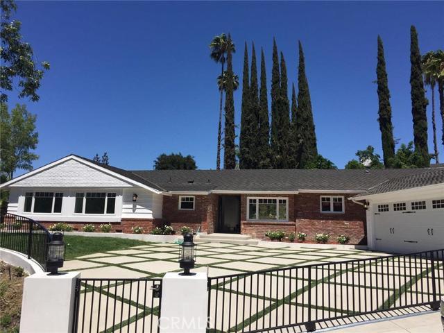 16635 Oldham Street, Encino CA 91436