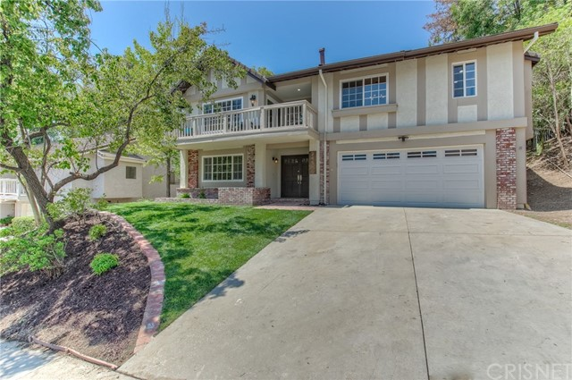 24550 Gardenstone Lane West Hills, CA 91307 - MLS #: SR18180124