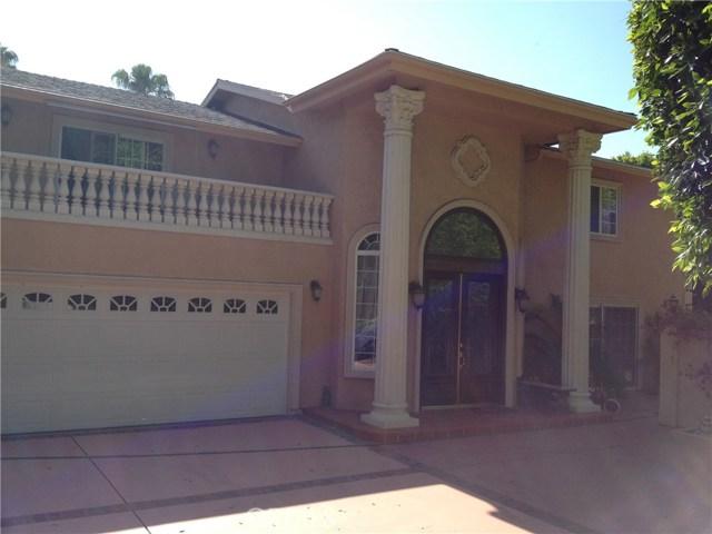 Single Family Home for Rent at 5212 Avenida Hacienda Tarzana, California 91356 United States