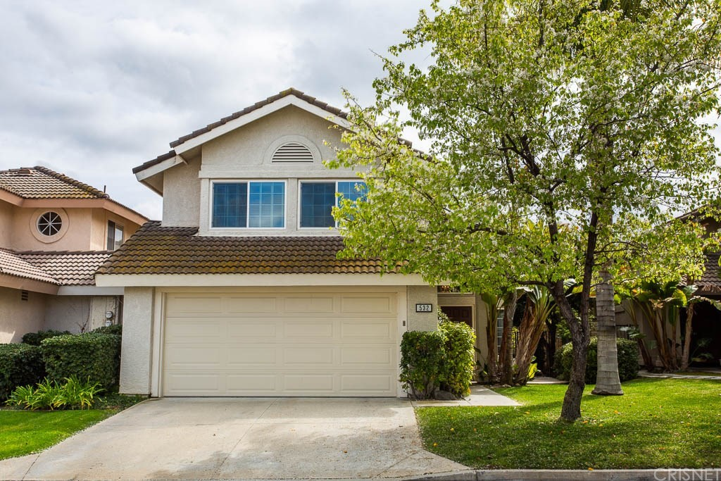 532 FAIRFIELD Road, Simi Valley, California