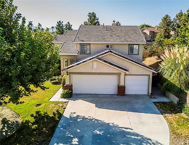 19604 Crystal Ridge Court Canyon Country, CA 91351 - MLS #: SR17209169