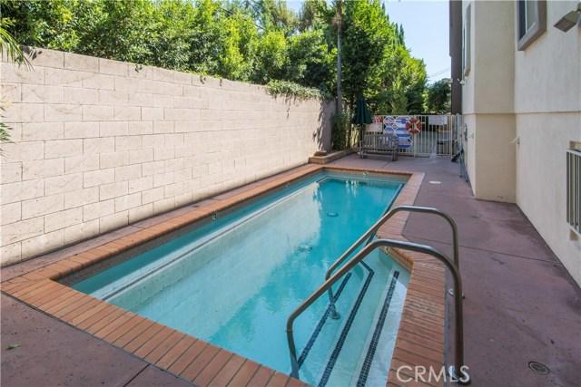4520 Fulton Avenue # 14 Sherman Oaks, CA 91423 - MLS #: SR17208644