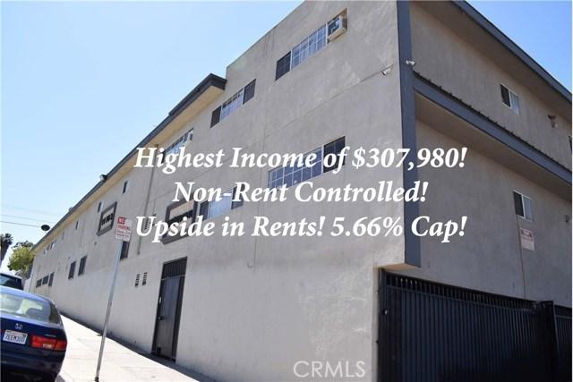 11703 Berendo Avenue Los Angeles, CA 90044 - MLS #: SR18158186