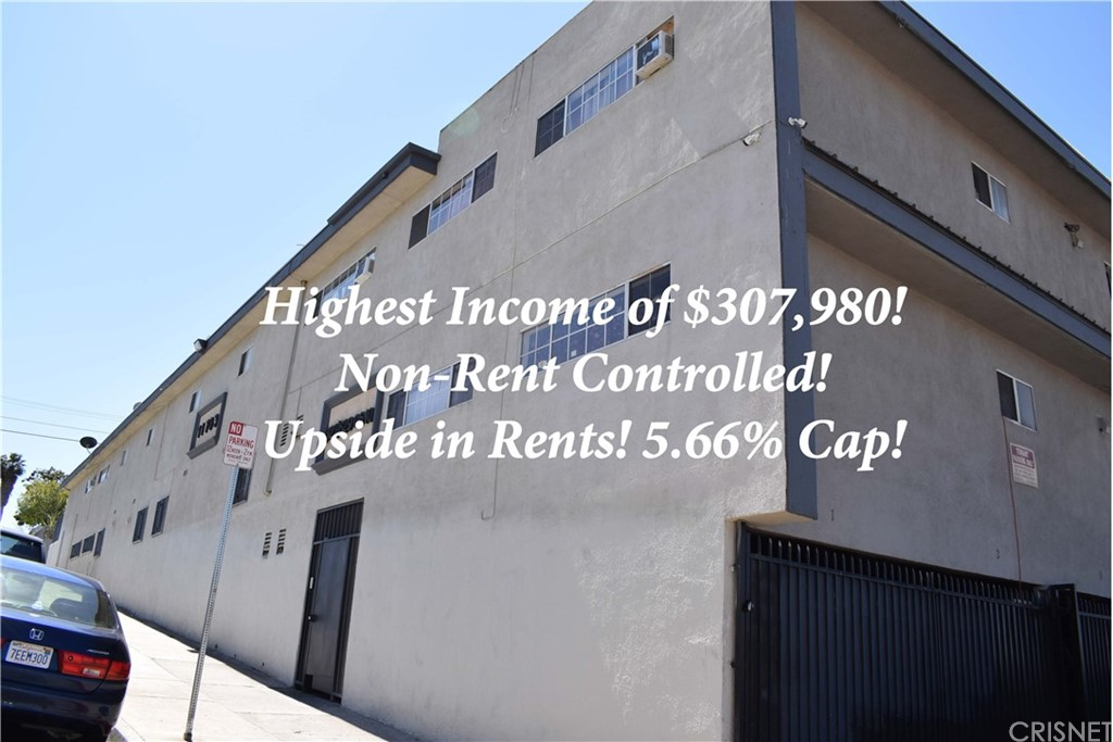 Property for sale at 11703 BERENDO AVENUE, Los Angeles,  CA 90044