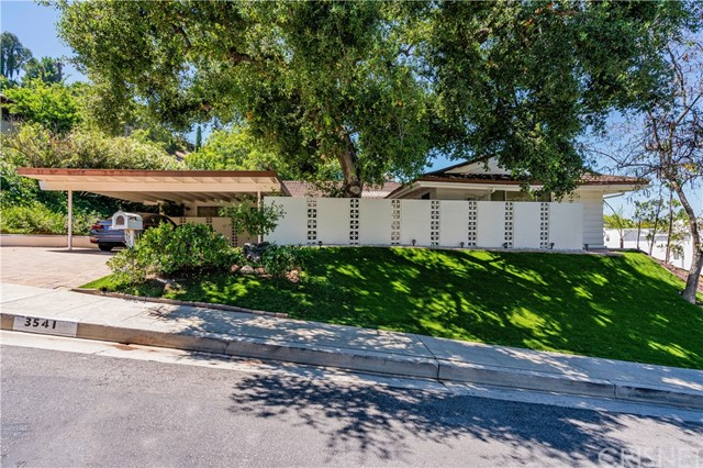 3541 Vista Haven Rd, Sherman Oaks, CA 91403 Photo