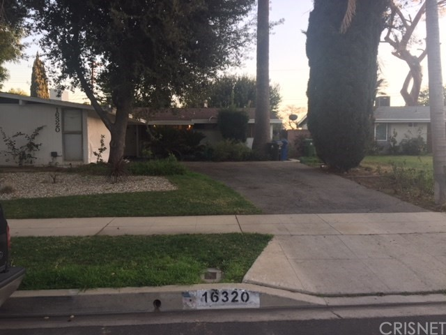 Single Family Home for Sale at 16320 Gledhill Street 16320 Gledhill Street North Hills, California 91343 United States