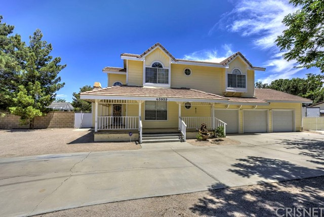 43932 E 35th Street Lancaster, CA 93535 - MLS #: SR18127543