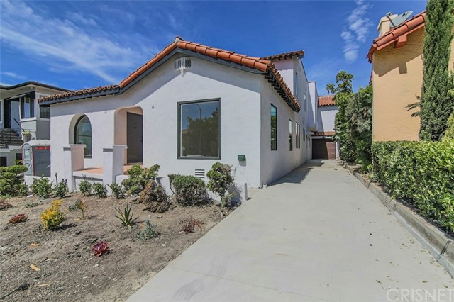 Single Family for Rent at 853 Stanley Avenue S Los Angeles, California 90036 United States