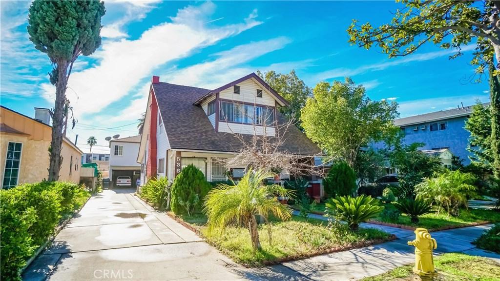 538 W HARVARD Street, Glendale, CA 91204
