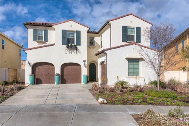 Single Family Home for Sale at 27619 Camellia Drive 27619 Camellia Drive Saugus, California 91350 United States