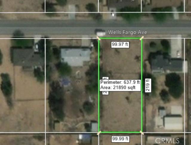 16518 Wells Fargo Ave Palmdale, CA 93591 - MLS #: SR18186943