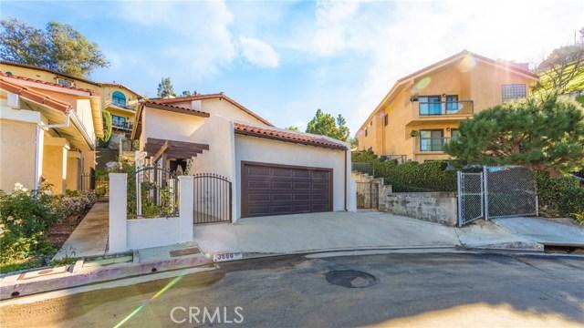 3860 Inglis Drive, Los Angeles (City), CA 90065