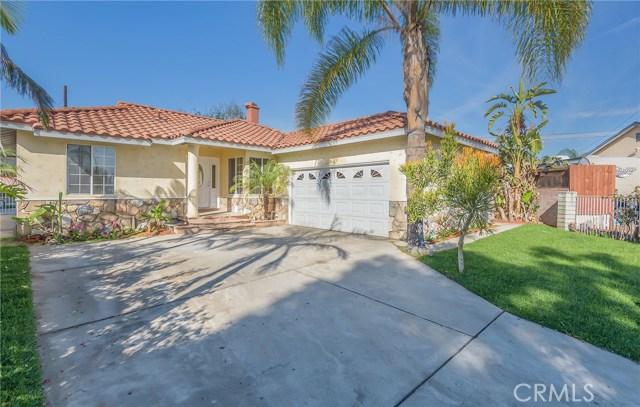 Single Family Home for Sale at 13015 Bracken Street Arleta, California 91331 United States