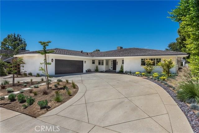 16341 Meadowridge Road, Encino CA 91436