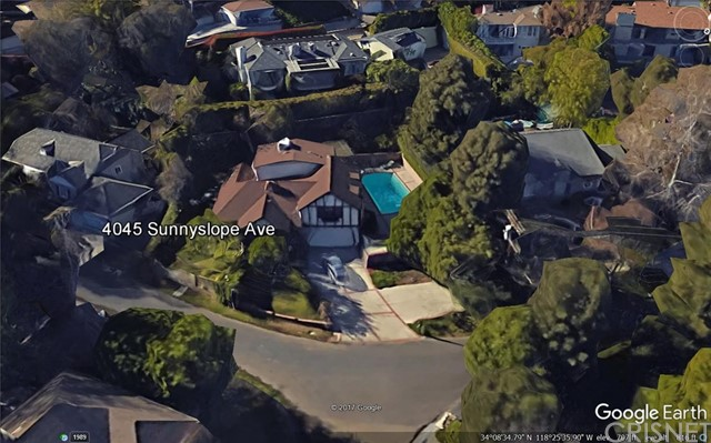 4045 Sunnyslope Avenue , CA 91423 is listed for sale as MLS Listing SR17134066