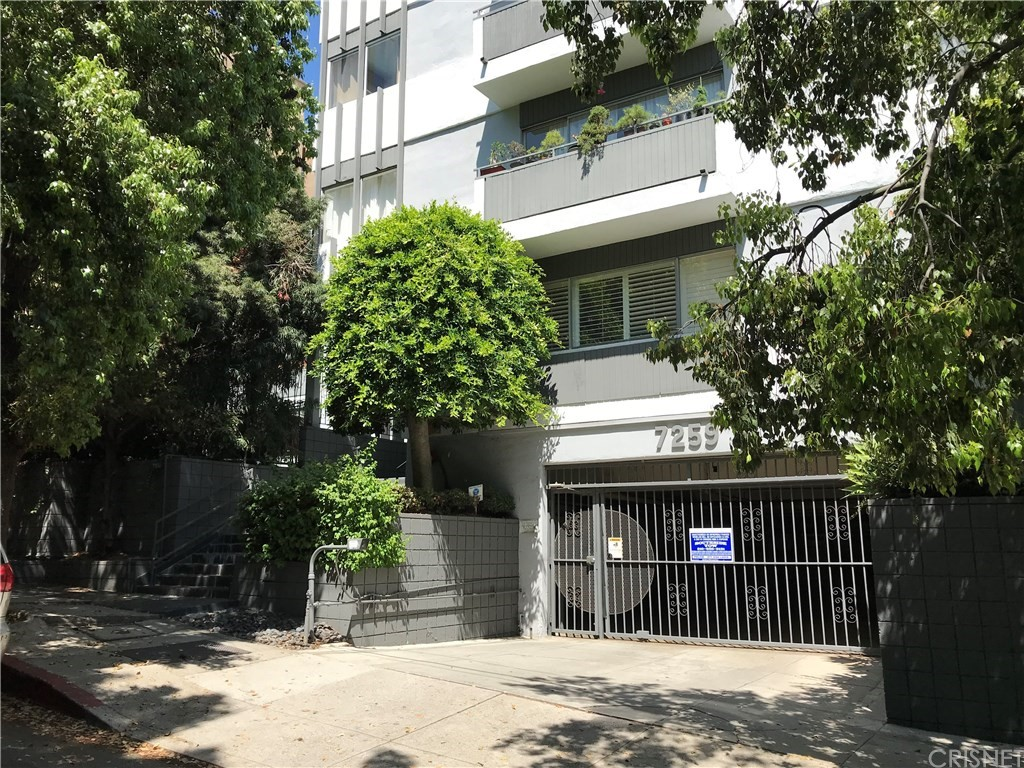 Photo of 7259 HILLSIDE AVENUE #203, Los Angeles, CA 90046