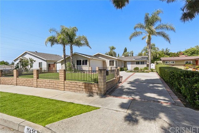 11429 Odessa Avenue Granada Hills, CA 91344 - MLS #: SR17167431