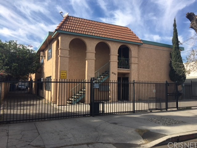 Commercial for Sale at 6747 Agnes Avenue 6747 Agnes Avenue North Hollywood, California 91606 United States