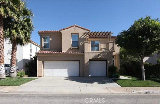 独户住宅 为 销售 在 26112 Twain Place Stevenson Ranch, 91381 美国
